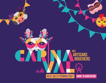 Carnaval des artisans bouchers 2021