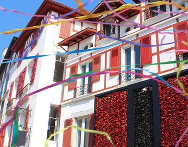 Un été aux couleurs basques